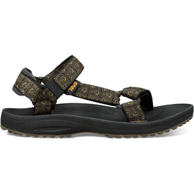 Teva Winsted Sandalen Heren, bamboo dark olive